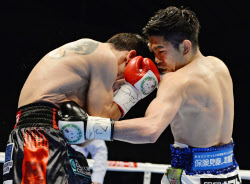ボクシング写真